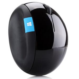 Microsoft 微软 Sculpt 人体工学 2.4G无线鼠标 1000DPI 黑色