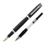 HERO 英雄 916 铱金钢笔套装 黑色双笔尖 (F+EF尖)33.61元(包邮,需买5件,双重优惠,共168.05元)