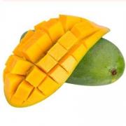 PLUS会员:橙甜桔蜜 大青芒果 5斤(单果400-700g)25.8元包邮(双重优惠,合12.9元/件)