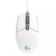 logitech 罗技 G102 二代 有线鼠标 白色 8000DPI64元