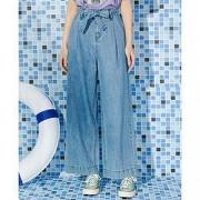 La Chapelle 拉夏贝尔 25013-02HW-64 女士牛仔裤