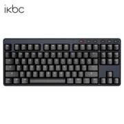 iKBC S200 无线键盘 87键 红轴
