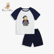 CLASSIC TEDDY 精典泰迪 儿童短袖套装