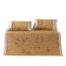 MERCURY 水星家纺 双面用藤席三件套 60*110cm69.3元包邮(满减)