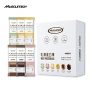 Muscletech 肌肉科技 乳清蛋白棒 30g*6支  代餐饱腹增健肌29.9元包邮