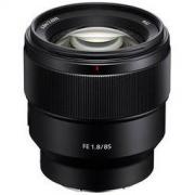 Prime会员:SONY 索尼 FE 85mm f/1.8 定焦人像镜头¥2819.29 比上一次爆料降低 ¥150.43