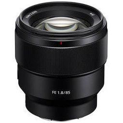 Prime会员:SONY 索尼 FE 85mm f/1.8 定焦人像镜头