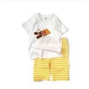 Minizone 儿童短袖中裤套装