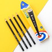 MARCO 马可 8000-2B 六角杆铅笔 2B/12支盒装 黑色