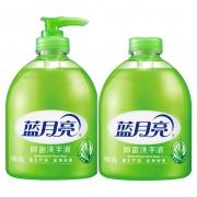 Bluemoon 蓝月亮 洗手液( 500g芦荟瓶+500g瓶补)*2件
