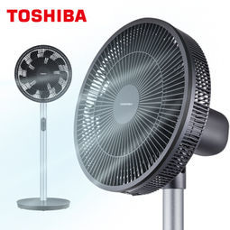 TOSHIBA 东芝 F-DSX30AR 空气循环扇