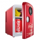 Coca-Cola 可口可乐 kl-4 车载音乐冰箱 可乐红色 4L239元包邮(需用券)