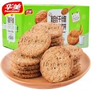 Huamei 华美 粗粮饼干整箱 1500g19.8元包邮(需用券)