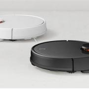 MIJIA 米家 STYTJ02YM 扫拖一体 扫地机器人 黑色770.1元包邮(双重优惠)(慢津贴后768.9元)(超级补贴)