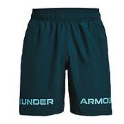 16日0点!UNDER ARMOUR 安德玛 Graphic Wordmark 1361433 男子运动短裤