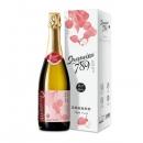 Samavino789 荔枝起泡果酒 750ml 单瓶装