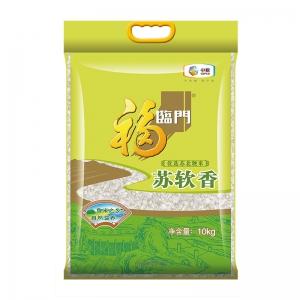 88VIP:福临门 大米 苏软香10kg+牙刷 3支