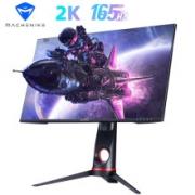 PLUS会员:MACHENIKE 机械师 MK 27英寸 IPS显示器(2K、165Hz、1ms、HDR)1629元(需用券)