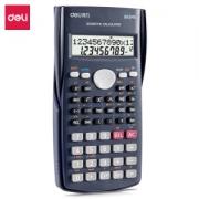 deli 得力 D82MS 函数科学计算器 240种功能