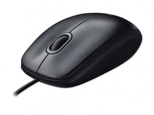 logitech 罗技 M100 有线鼠标 1000DPI