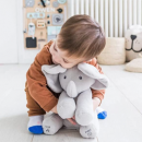 BABY GUND害羞菲比小象毛绒玩具$28.10(折¥191.08)