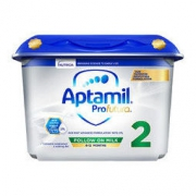 Aptamil 爱他美 白金版 较大婴儿奶粉 英国版 2段 800g186.2元(含税包邮、需用券)