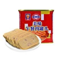 88VIP!MALING 梅林 美味午餐肉罐头 340g