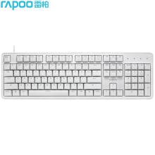 RAPOO 雷柏 MT710 104键 有线机械键盘