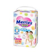 Merries 妙而舒 婴儿拉拉裤 XL 38片¥63.00 5.2折 比上一次爆料降低 ¥9