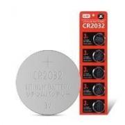 UKA 优加 CR2032 纽扣电池 5粒装