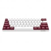 Dareu 达尔优 EK861 双模机械键盘 61键 红轴229元包邮(需用券)
