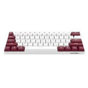 Dareu 达尔优 EK861 双模机械键盘 61键 红轴
