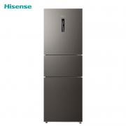 SUPER会员:Hisense 海信 BCD-252WYK1DPUJ 三门冰箱 252升