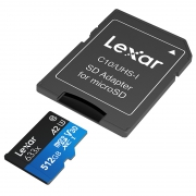 Lexar 雷克沙 633X MicroSDXC TF存储卡 512GB399元包邮