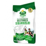 PLUS会员:Arla 爱氏晨曦 成人高钙脱脂奶粉 400g*2件31.8元包邮(合15.9元/件)