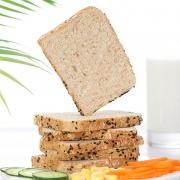 健身谷物全麦面包 10包(20片)