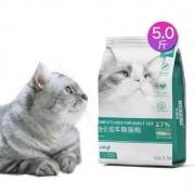 HUARIGI 华瑞吉 冻干猫粮5斤 成猫-鸡肉冻干
