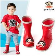 Paul Frank 大嘴猴 儿童雨鞋19.8元包邮(双重优惠)