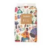 PLUS会员!Beaba 碧芭宝贝 丛林狂想曲系列 婴儿纸尿裤 NB 60片¥49.38