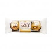 FERRERO ROCHER 费列罗 榛果威化巧克力 3粒9.9元