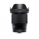 SIGMA 适马 16mm F1.4 DC DN Contemporary 广角定焦镜头 索尼E卡口 67mm1949元包邮(需用券)