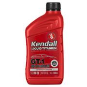PLUS会员!Kendall 康度 HP高性能  0W-20 SN级 半合成机油 946ML¥17.33 比上一次爆料降低 ¥1.53