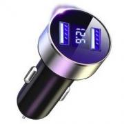 JIEYI 结义 车载充电器 标准款 典雅黑4.8元包邮 (需用券)