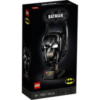 LEGO 乐高 DC超级英雄系列 76182 蝙蝠侠面具