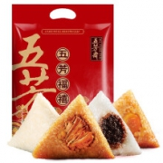 WU FANG ZHAI 五芳斋 嘉兴特产粽子大礼包 480g *2件11.88元(折合5.94元/件)