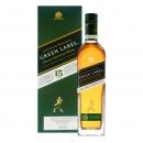 JOHNNIE WALKER 尊尼获加 绿牌15年苏格兰威士忌 750ml