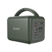 ORICO 奥睿科 PB120-1A4U 户外电源 踪野绿 39000mAh Type-c 120W快充599元(包邮)