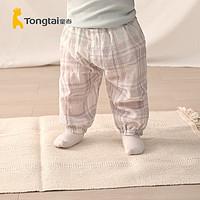 Tong Tai 童泰 婴儿轻薄棉纱防蚊裤