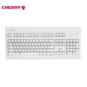 CHERRY 樱桃 G80-3000LXCEU 机械键盘 茶轴