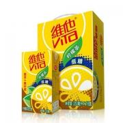 PLUS会员:ViTa 維他 柠檬茶饮料 250ml*16盒*5件